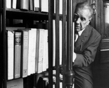 Jorge-Luis-Borges-Foto-de-Sara-Facio